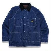 "KUSTOMSTYLE ""G20"" BOA LINED DENIM COVERALL"