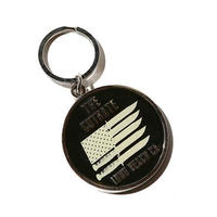 METAL KEY HOLDER BLACK CR-16S015