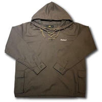 "Hardee ""WORKIN"" ANORAK PARKA BROWN"