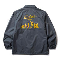 SOFTMACHINE EVOLUTION COACH JACKET GRAY
