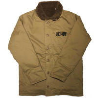 HARDEE HR DECK JACKET BEIGE