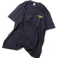 CUTRATE LOGO POCKET T-SHIRT NAVY