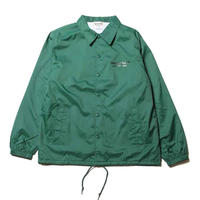 CUTRATE NYLON COACH JACKET GREEN