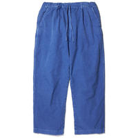 RADIALL DOWN HILL - WIDE FIT EASY PANTS BLUE