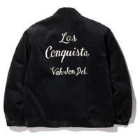 RADIALL EL VAHJON - WORK JACKET BLACK