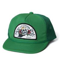 SOFTMACHINE VOO DOO CAP (MESH CAP) GREEN