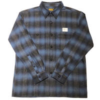 HARDEE CHECK SHIRTS BLUE