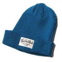 CUT RATE KNIT CAP BLUE CR-18SS014