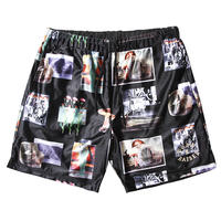 BORN X RAISED AFTER SCHOOL SPECIAL BASKETBALL SHORTS