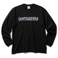 SOFTMACHINE St.PETERSBURG L/S (L/S T-SHIRTS) BLACK