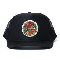 SOFTMACHINE COAST MESH CAP BLACK