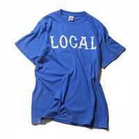 CUTRATE LOCAL T-SHIRT ROYAL BLUE