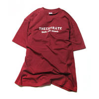 CUTRATE NATIVE T-SHIRT BURGUNDY