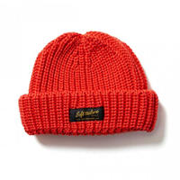 SOFTMACHINE DAILY KNIT CAP RED