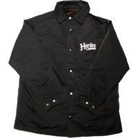 HARDEE SEAVA COACH JACKET BLACK