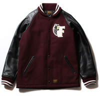FUCT SSDD AWARD JACKET BURGUNDY #41512