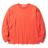 RADIALLEL CAMINO - CREW NECK T-SHIRT L/S ORANGE