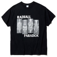 RADIALL    SST - CREW NECK T-SHIRT S/S BLK