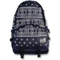 KUSTOMSTYLE  BANDANA BACK PACK  NAVY