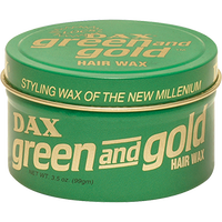 GREEN and GOLD POMADE