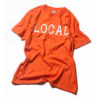CUTRATE LOCAL T-SHIRT CALIFORNIA ORANGE