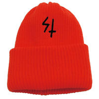 LURKING CLASS ST BEANIE ORANGE