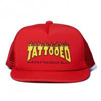 SOFTMACHINE NEW SKOOL CAP RED
