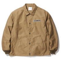 RADIALL SLOW BURN-WINDBREAKER JACKET KHAKI