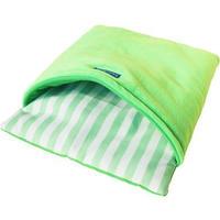 レインボー もぐって寝袋 グリーン