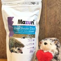 Mazuri インセクティボアダイエットフード 300g