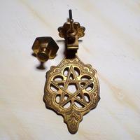 真鍮 ドアノッカー DOOR KNOCKER