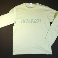 HEDONIZM  LOGO  LONG  T-SHIRT