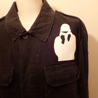 USED  ARMY  JACKET(HADOU)  アーミージャケット