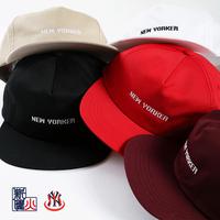 NewYorker 6panel SnapBack Cap