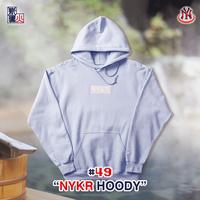 NYKR Hoody - Light Blue -