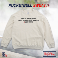 POCKETBELL SWEAT