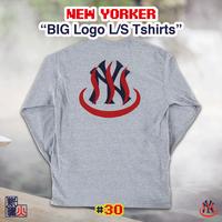 オリジナル定番ビッグロゴ L/S T-shirts