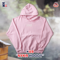 NYKR Hoody - LightPink -