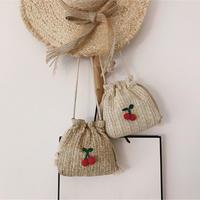 Cherry putit bag