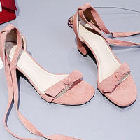 Ribbon hocic sandal