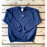 Hello Crew Neck Navy