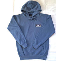 Rise&Shine Washed Hoodie Blue Jean