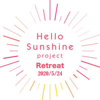 Hello Sunshine Retreat 5/24日曜日1Day Ticket