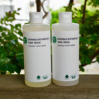 Wellness Village Moringa Botanicals Shampoo& Conditioner set