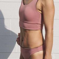 Honest Pink Bikini Set