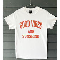 Good Vibes and Sunshine  T Red Hot Chili Vibes