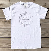 Hello1 Tshirt White
