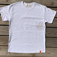 Tony Taizsun x HSP Shake Hand Tee Light Brown