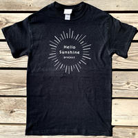 Hello 1 Tshirt Black