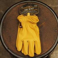 WATSON GLOVES - THE DUKE - SHORT - GOLD